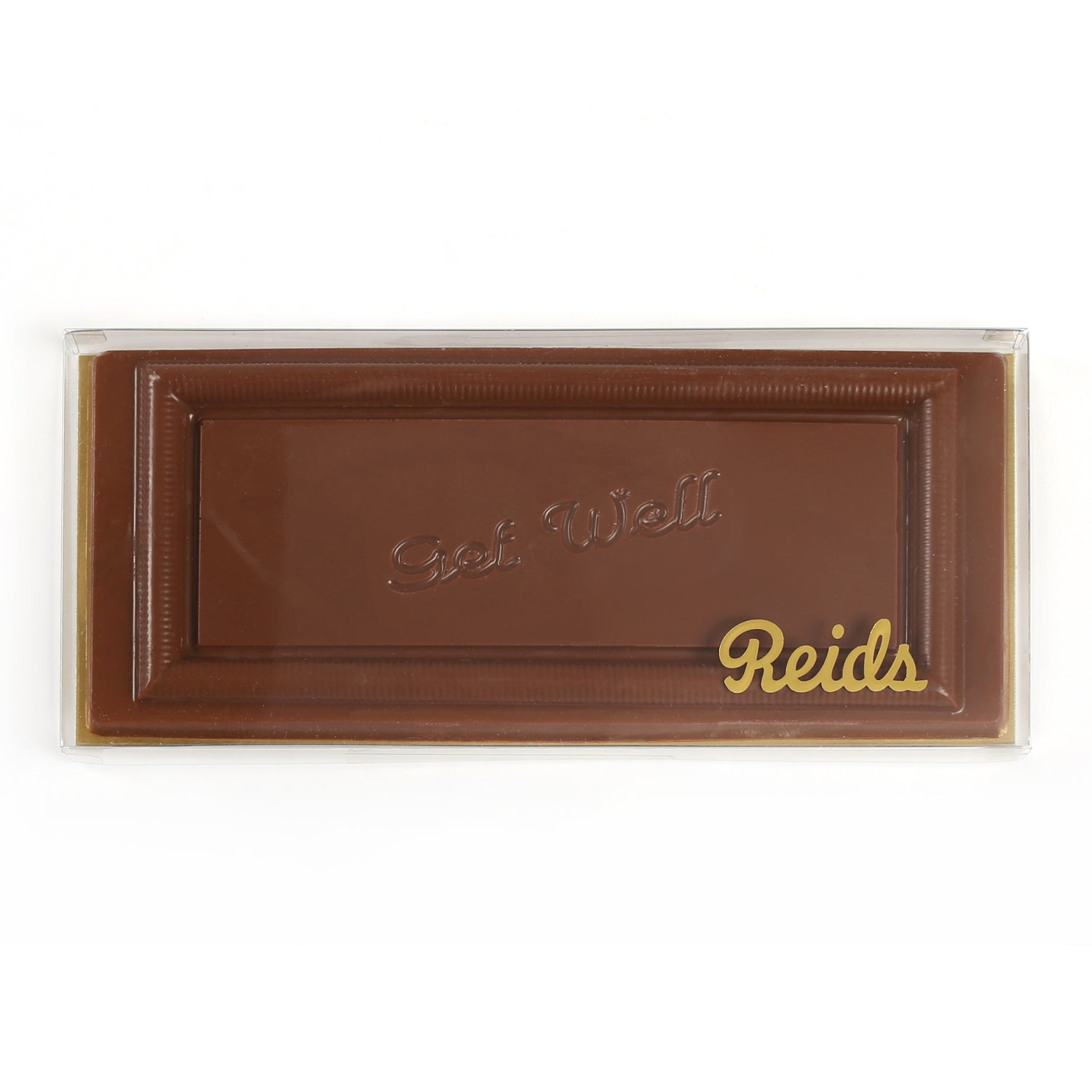 Product photo of milk chocolate large get well bar