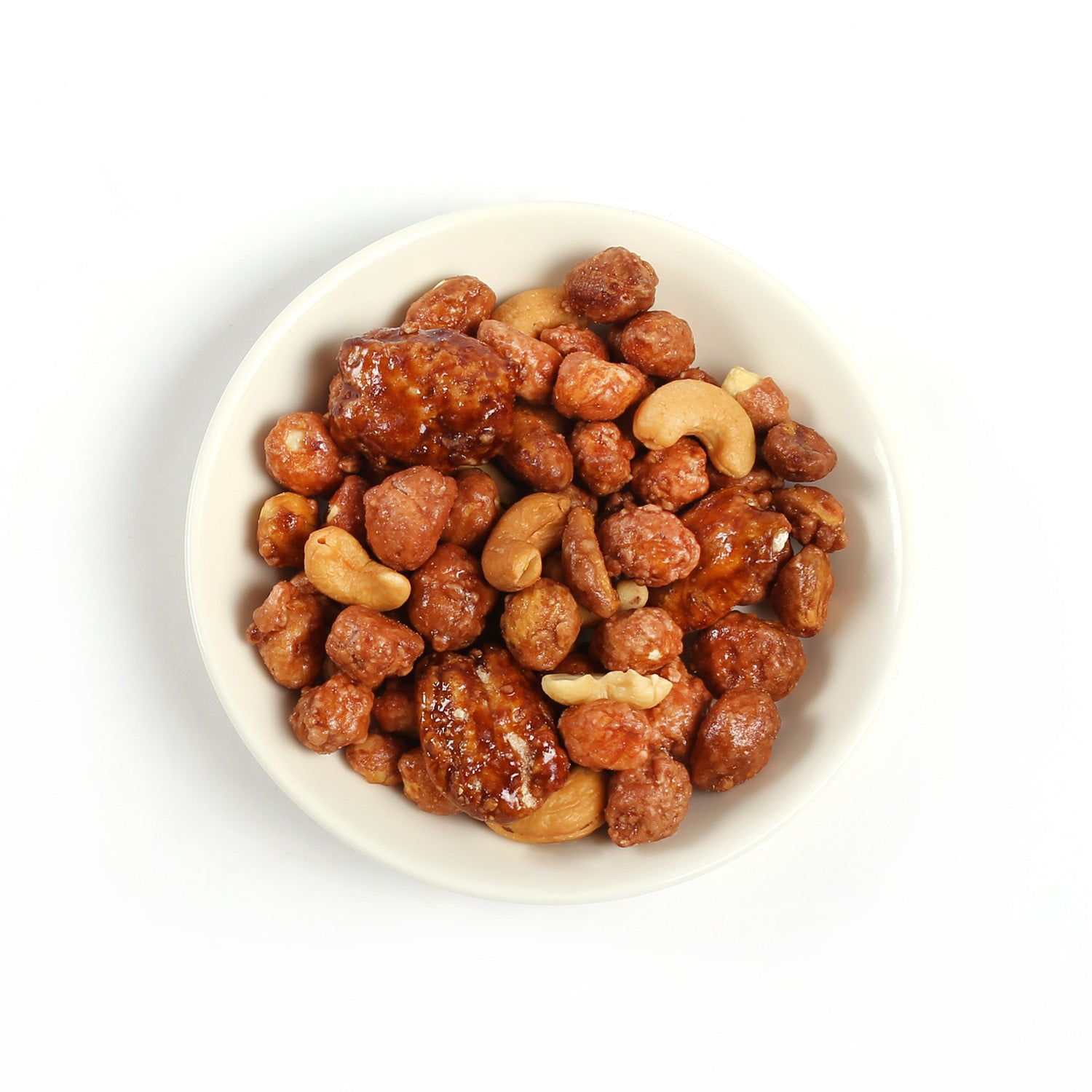 Product photo of praline nut mix