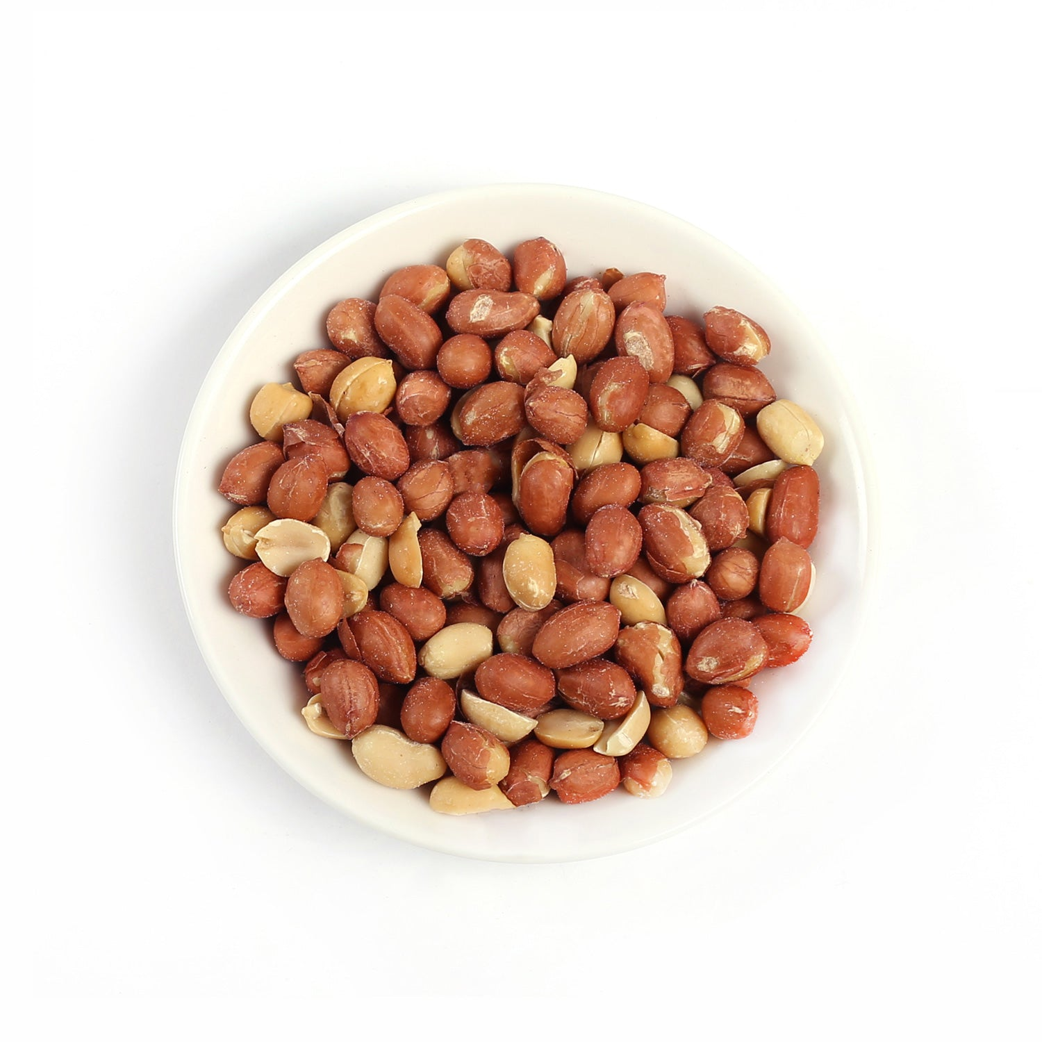 Product photo of salted Spanish peanuts