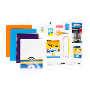 Bulk 1st-5th Student School Supply Kit