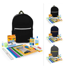 "Load image into Gallery viewer, Case of 6: 1st-5th Student Kits in 16"" Standard Backpack"