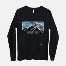 Load image into Gallery viewer, Adventure Awaits Long Sleeve