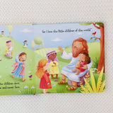 Jesus Loves the Little Children: A Sing Along Book