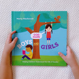 God Made Boys and Girls: Helping Children Understand the Gift of Gender