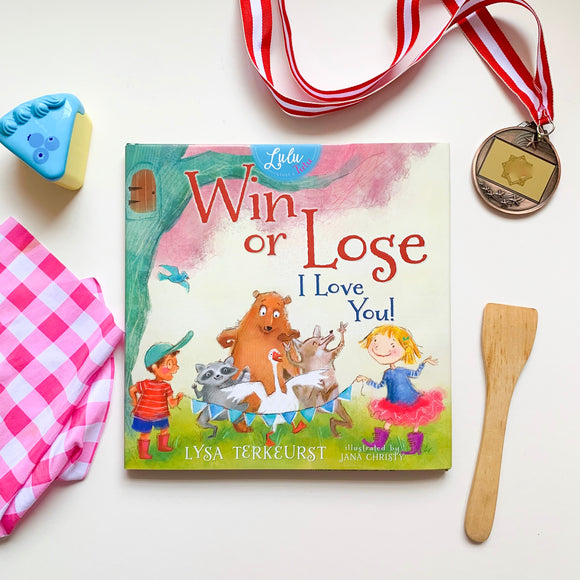 Win or Lose, I Love You! - tiny-seeds-bookshop-christian-books-for-kids