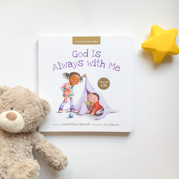 God is Always With Me: Psalm 139 - tiny-seeds-bookshop-christian-books-for-kids
