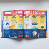 Bible Infographics for Kids: Giants, Ninja Skills, a Talking Donkey, and What's the Deal with the Tabernacle? - tiny-seeds-bookshop-christian-books-for-kids
