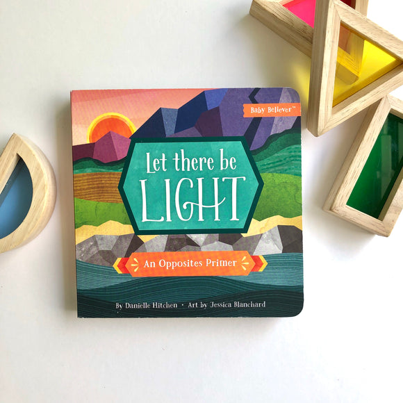 Let There Be Light: An Opposites Primer - tiny-seeds-bookshop-christian-books-for-kids