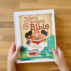The Story Travelers' Bible