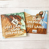 The Lost Lamb and the Good Shepherd/ The Good Shepherd and the Lost Lamb (Flipside Stories)