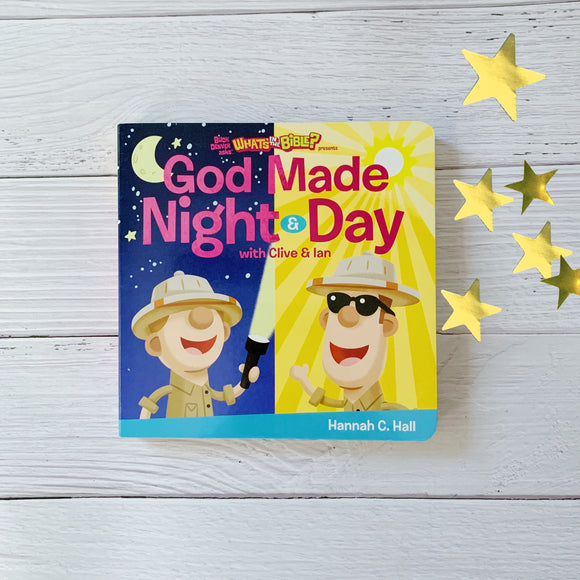 God Made Night and Day with Clive & Ian