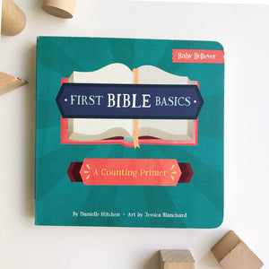First Bible Basics: A Counting Primer - tiny-seeds-bookshop-christian-books-for-kids