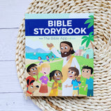 Bible Storybook: from The Bible App for Kids