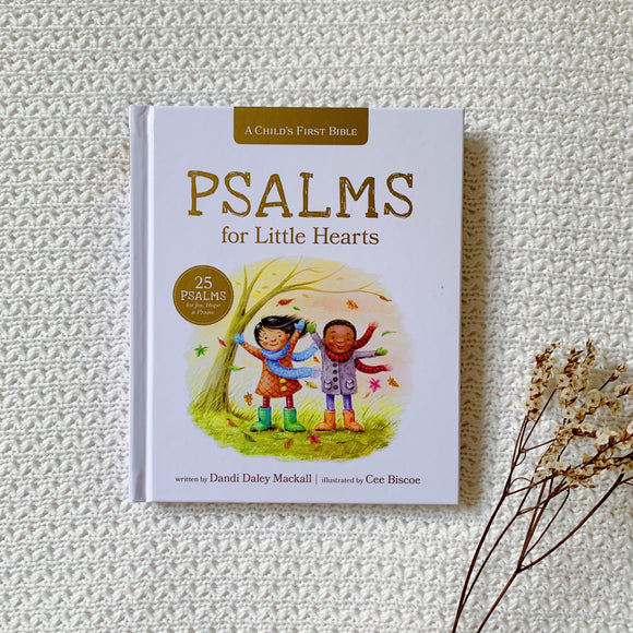 Psalms for Little Hearts
