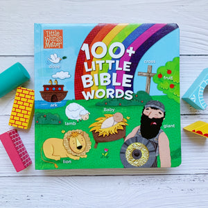100+ Little Bible Words (Little Words Matter)