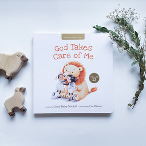 God Takes Care of Me: Psalm 23 - tiny-seeds-bookshop-christian-books-for-kids