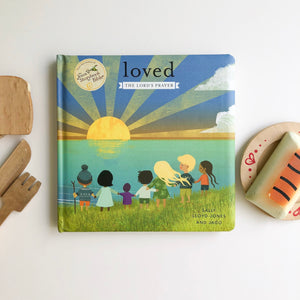 Loved: The Lord's Prayer - tiny-seeds-bookshop-christian-books-for-kids