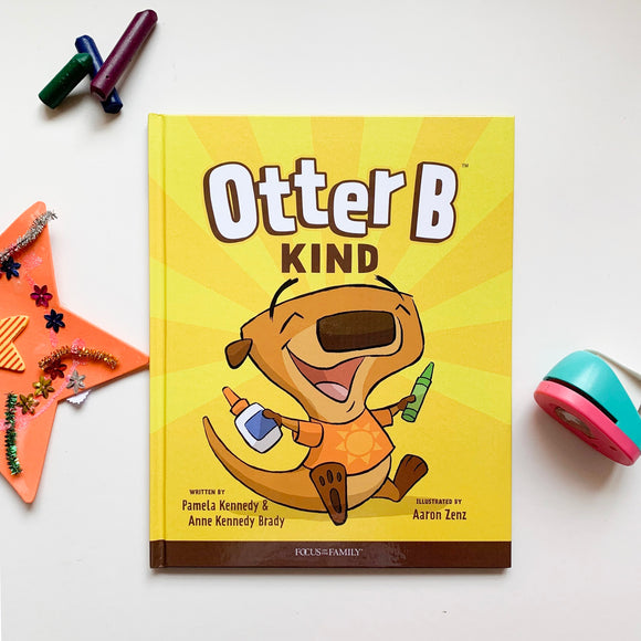 Otter B Kind - tiny-seeds-bookshop-christian-books-for-kids