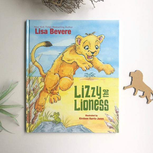 Lizzy the Lioness - tiny-seeds-bookshop-christian-books-for-kids