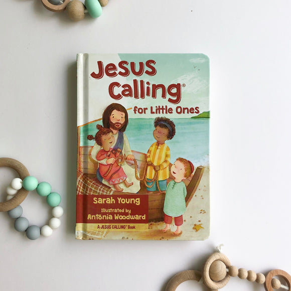 Jesus Calling for Little Ones - tiny-seeds-bookshop-christian-books-for-kids