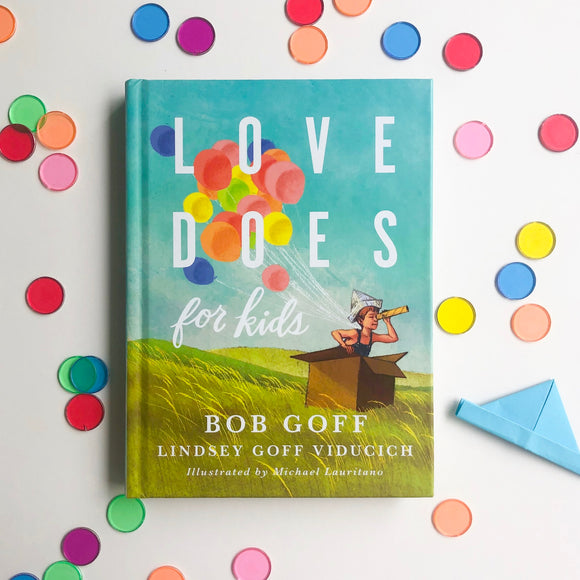 Love Does for Kids - tiny-seeds-bookshop-christian-books-for-kids