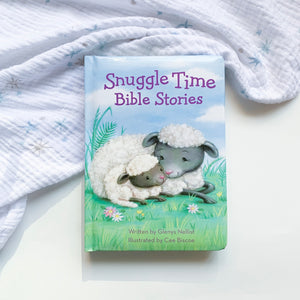 Snuggle Time Bible Stories - tiny-seeds-bookshop-christian-books-for-kids
