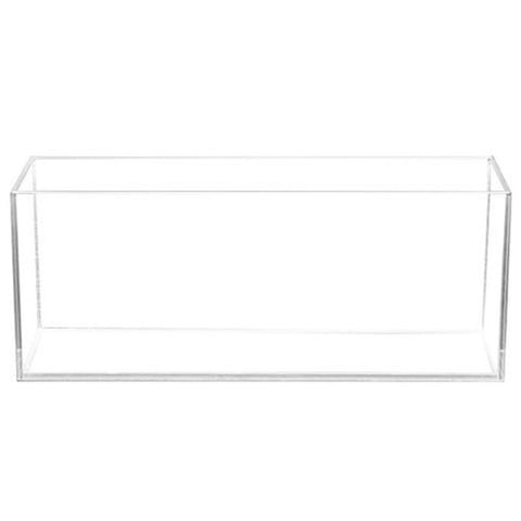Aquatop High Clarity Bookshelf Style Aquarium, 6.5 Gallons