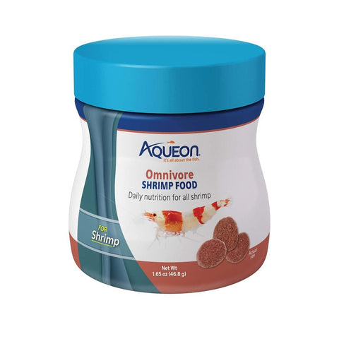 Aqueon Omnivore Shrimp Food