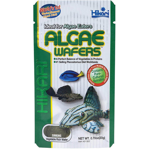 Hikari®  Tropical ALGAE WAFERS - Wet Habitat