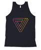 Wireframe Tank Top