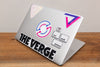 Verge Sticker 5 Pack