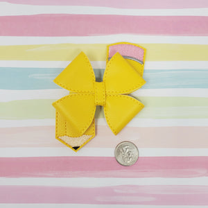 RTS 3in Loopy Pencil Bow