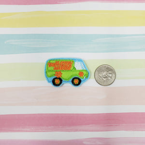 RTS Scooby Mystery Machine Feltie 1.88in
