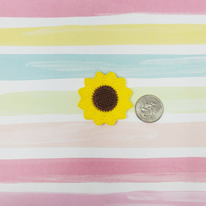 RTS Sunflower Feltie 1.75in