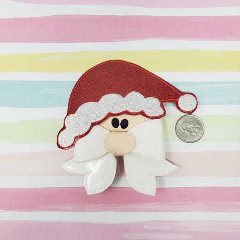 RTS 4in Santa Face Bow Kit