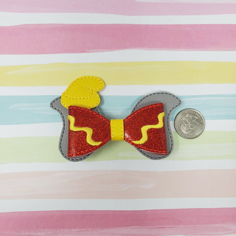 RTS 4in Dumbo Flying Elephant Bow Kit