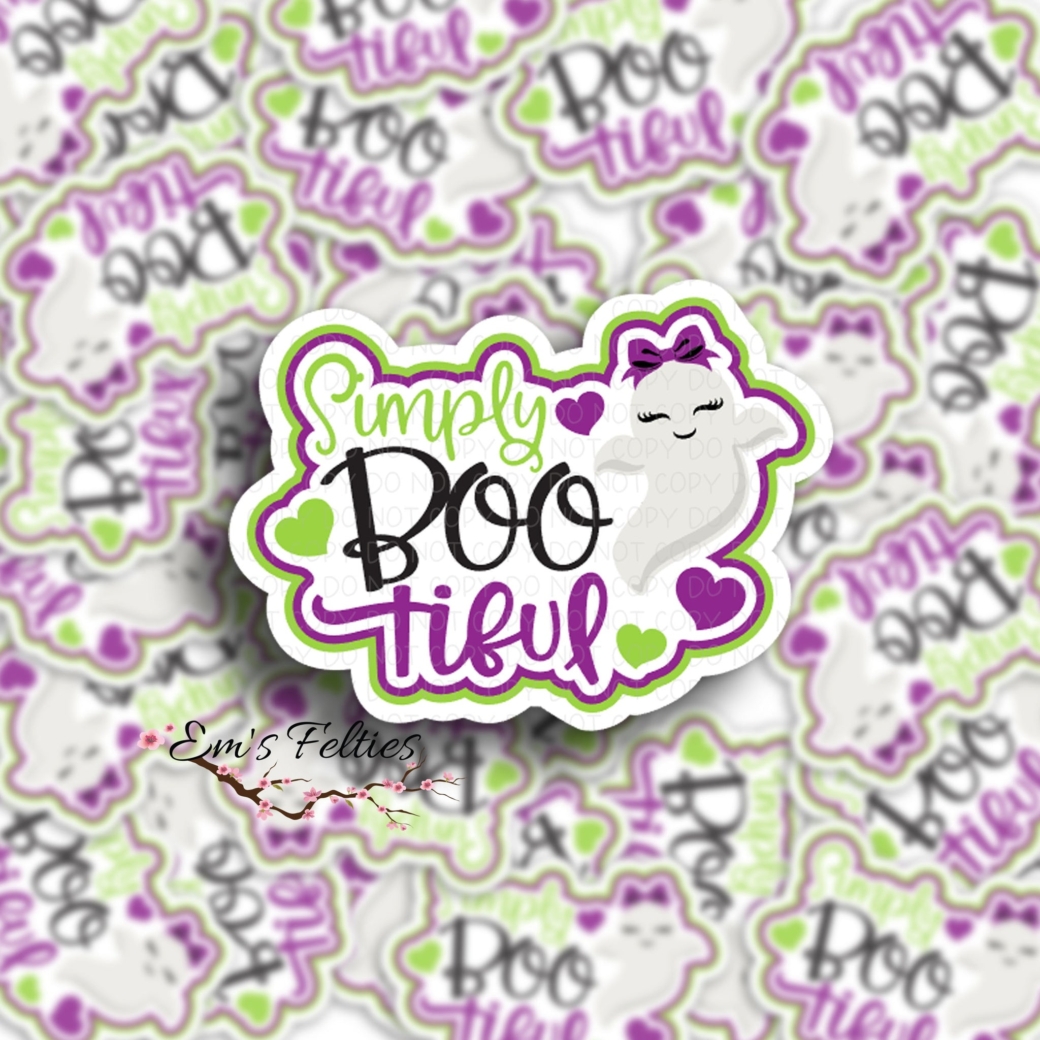 Simply Boo-Tiful Stickers