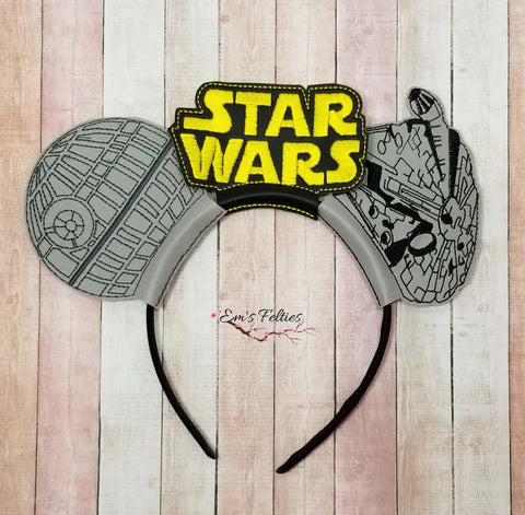 Star Wars Mouse Ear Sliders