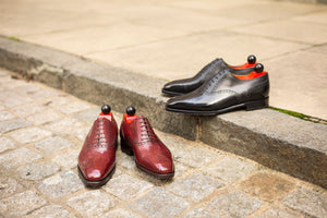 The Wallingford II Semi Brogue – A Staple For The Collection