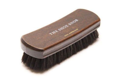 J.FitzPatrick Footwear - Shine Brush Dark - 6 Inch