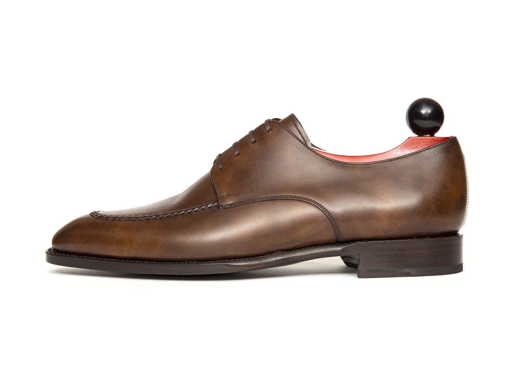 J.FitzPatrick Footwear - Lynwood - Copper Museum Calf - SEA Last
