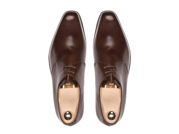J.FitzPatrick Footwear - Fremont - Antique Brown Calf - MGF Last