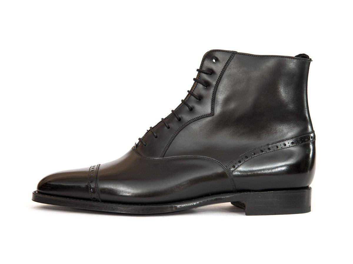 J.FitzPatrick Footwear - Jimmy - Black Calf - TMG Last