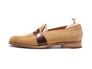 J.FitzPatrick Footwear - Madison - Desert Canvas - TMG Last