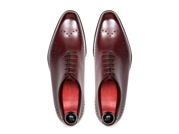 Tony II GMTO - Burgundy Calf