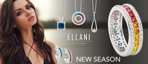 ELLANI COLLECTIONS | JEWELLERY FOR EVERYDAY, WEDDING & ENGAGEMENT | STERLING SILVER | STAINLESS STEEL | NECKLACES | BRACELETS | EARRINGS | RINGS | DESIGNED IN AUSTRALIA
