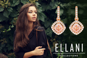 ELLANI COLLECTIONS | FINE STERLING SILVER & STAINLESS STEEL JEWELLERY | SILVER STEEL JEWELLERY