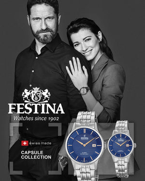 FESTINA SWISS WATCHES COLLECTION | MEN'S & LADIES DESIGNS