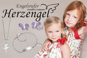 HERZENGEL CHILDREN'S JEWELLERY AUSTRALIA | STERLING SILVER