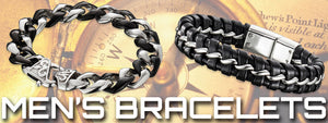 Men's Bracelets | Jewellery For Men | Big Selection